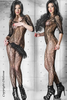 Plus qu'un simple bodystocking, presqu'une seconde peau !